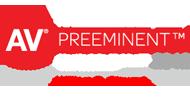 AV Preeminent Peer Review Rated 2012